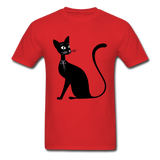 Lady Black Cat - Men's - red