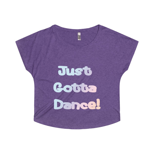 Just Gotta Dance!  Design #2 - Dolman Sleeves
