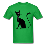 Lady Black Cat - Men's - bright green