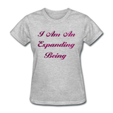 Expanded Being - Women's - heather gray