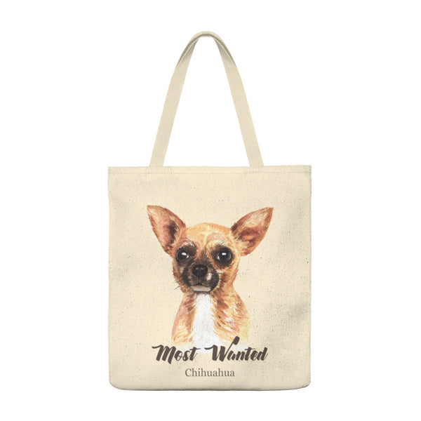Most Wanted Chihuahua - Tote