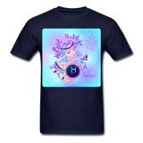 Taurus Lady on Blue - Unisex - navy