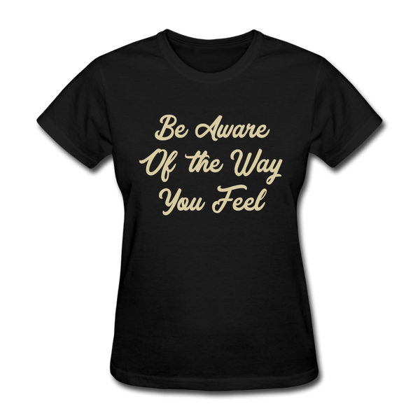 Be Aware - Women's - black