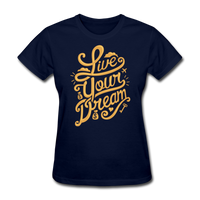 Live Your Dream - Women's - navy