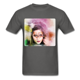 Beautiful Lady Butterfly - Unisex - charcoal
