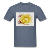 Yellow Rose - Unisex - denim