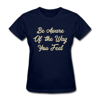 Be Aware - Women's - navy