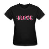 Love Design - Women's - black