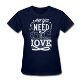 All You Need is Love - Women's - navy