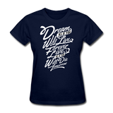 Dream As If -  Women's - navy