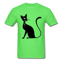 Lady Black Cat - Men's - kiwi
