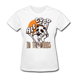 All Good in the Woods Panda - Women's - white
