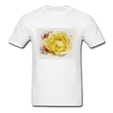 Yellow Rose - Unisex - white