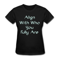 Align With - Ladies - black