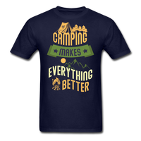 Camping Makes Everything - Unisex - navy