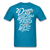 Dream As If - Men's - turquoise