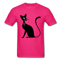 Lady Black Cat - Men's - fuchsia