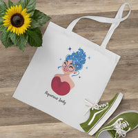 Aquarius Lady - Tote