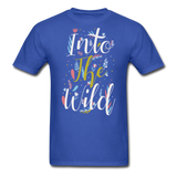 Into the Wild - Men's - royal blue