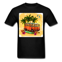 VW Bus Surfing - Unisex - black
