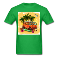 VW Bus Surfing - Unisex - bright green