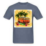 VW Bus Surfing - Unisex - denim