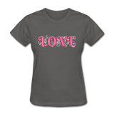 Love Design - Women's - charcoal