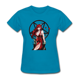 Strong Lilith Lady - Women's - turquoise