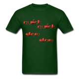 Quick Quick Slow Slow - Unisex - forest green