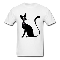 Lady Black Cat - Men's - white