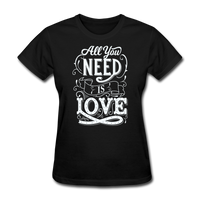 All You Need is Love - Women's - black