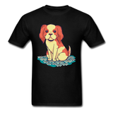 Happy Puppy 2 - Unisex - black