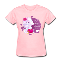 Beautiful Lady Poodle - Women's - pink
