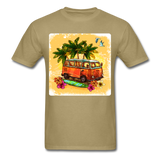 VW Bus Surfing - Unisex - khaki