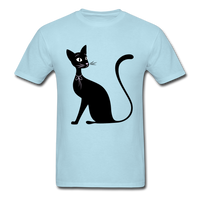 Lady Black Cat - Men's - powder blue