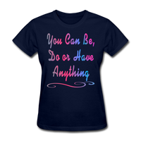You Can Be - Women's - navy