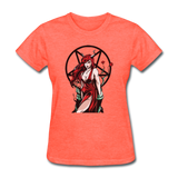 Strong Lilith Lady - Women's - heather coral
