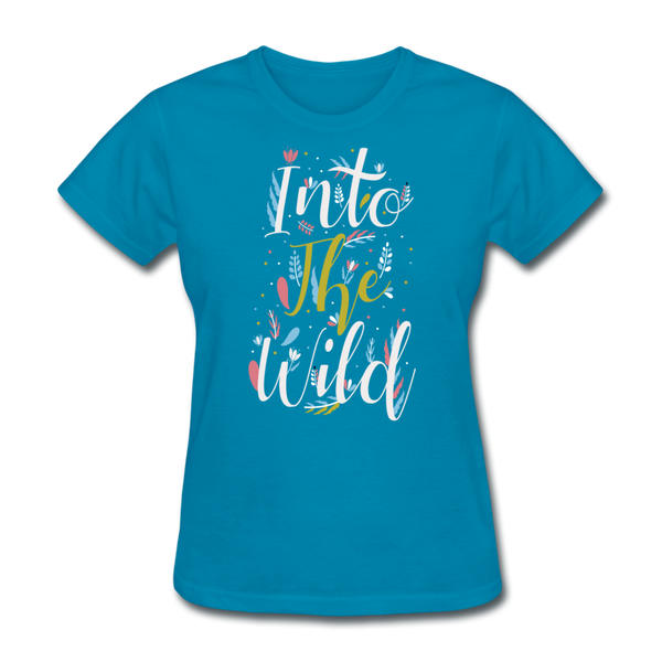 Into the Wild - turquoise