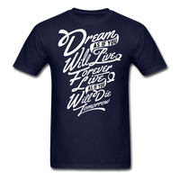 Dream As If - Men's - navy