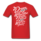 Dream As If - Men's - red
