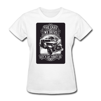 The Cars We Drive - Women's - white