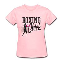 Boxing Chick - Women's - pink