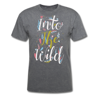 Into the Wild - Men's - mineral charcoal gray