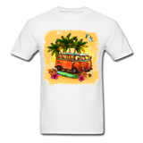 VW Bus Surfing - Unisex - white
