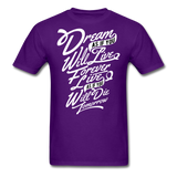 Dream As If - Men's - purple