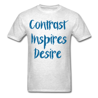 Contrast Inspires - Unisex - light heather grey