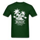 Men's T-Shirt - forest green