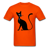 Lady Black Cat - Men's - orange