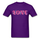 Love Design - Unisex - purple