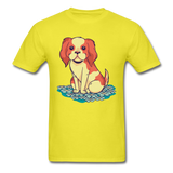 Happy Puppy 2 - Unisex - yellow